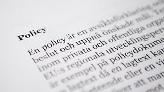 Information resources policy for Umeå University Library